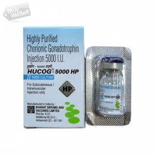 hucog 5000 iu injection online