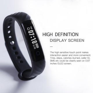 i5A Fitness Workout Distance Tracker Smart Bracelet