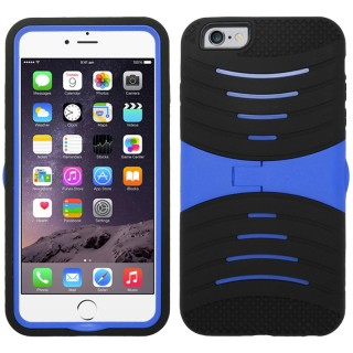 iPhone 8 Case / iPhone 7 Case - ZV UCASE Hybrid Dual Layer w/ Silicon Rugged Shell Protective Phone