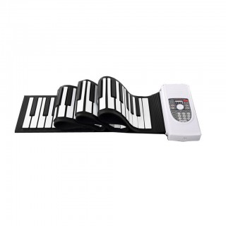 iWord S2090 Roll up Piano 88 Keys Built in Li-ion Battery with Bluetooth