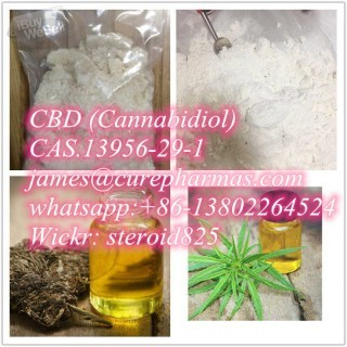 sell Natural Cannabidiol Cbd Isolate Powder CAS 13956-29-1