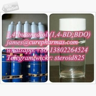 supply BDO 1,4-butanediol 1,4-BDO CAS: 110-63-4 GBL intermediate