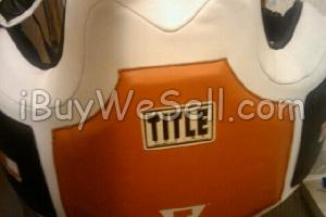 title boxing chest &stomach guard